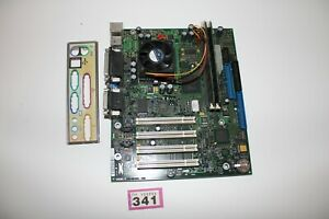 Siemens S26361-D Socket 370 Motherboard inc Piii 550Mhz 64mb ram Retro DOS win98