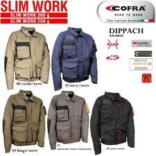 Giacca da Lavoro Multitasca COFRA modello DIPPACH edilizia, industria, logistica