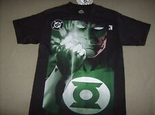 DC Comics Green Lantern No 1 premium cotton black official Men's T shirt small
