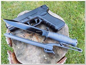 GLOCK® Austria Army Field Tactical Survival Knife GLOCK FM 81 Grey - Factory New