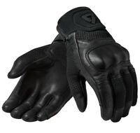 GUANTI MOTO GLOVES REV'IT ARCH NERO BLACK SUMMER OMOLOGATO TG M