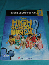 HIGH SCHOOL MUSICAL 2 EASY PIANO BOOK SHEET MUSIC HAL LEONARD  - 10 SONGS