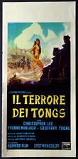 l'affiche du film LA TERREUR DES pinces à ch. lee, CAPITAINES