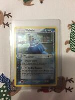 Team Aqua's Walrein 6/95 T. Magma V. T. Aqua Set Reverse Holo Rare Pokemon Card