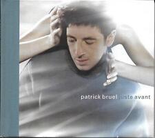 CD / LIVRE MULTIMÉDIA 12T + CLIPS PATRICK BRUEL JUSTE AVANT DELUXE EDITION 2000
