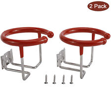 DasMarine Boat Ring Drink Cup Holder Holder Stainless Steel with Screws-2 Pack