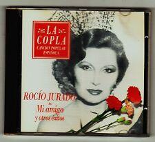 LA COPLA CANCIÓN POPULAR ESPAÑOLA: ROCÍO JURADO 16 temas. Año 1991.