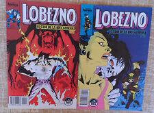 Comics, Lobezno, nº 13 y 15, Vol. I, Marvel Comics, Forum, Chris Claremont, 1990