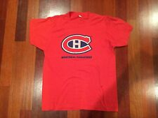 Vintage MONTREAL CANADIENS T-Shirt - 1960-70's - NHL
