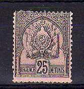 TUNISIE  n° 16 neuf avec charnière