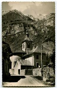 CPSM 73 Savoie Grésy-sur-Isère Entrée du village