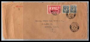 GP GOLDPATH: ST LUCIA COVER 1947 AIR MAIL _CV676_P07