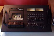 NAKAMICHI 600 II 2 Head Stereo Cassette Deck Vintage 1975 Refurbished 100%