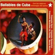 VARIOUS ARTISTS - BAILABLES DE CUBA NEW CD