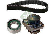 INA Bomba de agua+kit correa distribución Para FIAT PANDA 530 0206 30