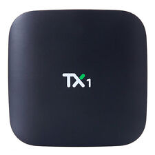 4K Quad Core S805 Smart TV BOX TX1 Android  Free Sports