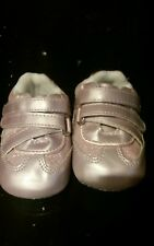 Baby Girls 0-3 Months Trainers sparkly new without tags.