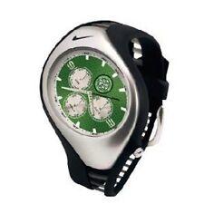 NIKE TRIAX SWIFT 3I CELTIC CLUB SOCCER FOOTBALL TEAM WATCH WD0040-011