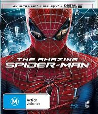The Amazing Spider-Man (4K UHD/Blu-ray/UV) NEW Blu-Ray