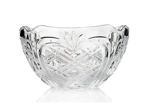 MARQUIS By WATERFORD Dorchester Crystal Bowl 18cm 7inch DISCONTINUED LIMITED
