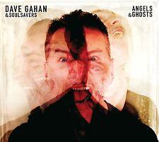 DAVE & SOULSAVERS GAHAN - ANGELS & GHOSTS  CD NEU