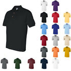 Gildan DryBlend Mens Polo Shirt Jersey T-Shirt All Colors 8800 Size S-5XL Unisex