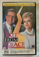 Fall from Grace VHS 1990 Karen Arthur Kevin Spacey RCA/Columbia/Hoyts Ex-Rental