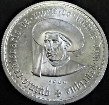 1960 PORTUGAL 5 Escudos SILVER PRINCE HENRY THE NAVIGATOR KM587 BU UNC COIN