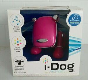 *NEW* i-Dog 2005 Tiger Electronics Hasbro Sega Rainbow Dots Interactive Speaker