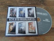 DVD Musik New DVD Highlights (12 Song) Promo CENTURY MEDIA cb