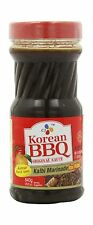 CJ Korean BBQ Sauce Kalbi 29.63-Ounce Bottle for Ribs Free Shipping