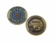 US Air Force 753rd Intelligence Squadron Challenge Coin