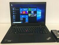 Lenovo ThinkPad X1 Carbon 2nd Gen i5-4300U 1.90GHz0 4GB 128GB Ram SSD 20A8 A
