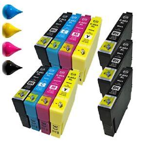 Cartouches d'encre compatibles 603 XL ETOILE DE MER ( nonOEM Epson ) T603 WF