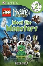 Beecroft, Simon, Lego Monster Fighters: Meet the Monsters (DK Readers: Level 2),