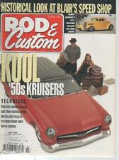 ROD & CUSTOM MAGAZINE July 2000 '50s Kruisers AL
