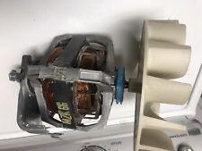 Combo Dryer Motor 279827 Blower Wheel 694089 For Whirlpool Kenmore Roper