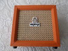 Orange  Crush mini  guitar amplifier combo