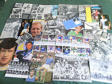 EVERTON  - FOOTBALL CLUB - CLIPPING /CUTTING PACK