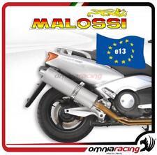 Malossi Terminale Scarico omologata Maxi Wild Lion Yamaha Tmax 500 2001>2007