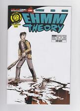 EHMM THEORY 1 C2E2 VARIANT ACTION LAB LTD TO 100 SOLD OUT RARE