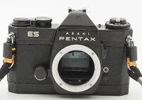Asahi Pentax ES Body Gehäuse Spiegelreflexkamera SLR Kamera