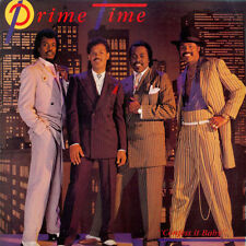 LP ***PRIME TIME - CONFESS IT BABY ****  1985 BOOGIE FUNK SOUL VERY RARE USA***