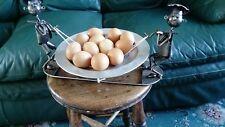Rustic Kitchen Habitat Style Egg Stand.