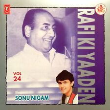 Mohd Rafi Ki Yaaden Vol 24 SVCD 1260- Bollywood - Sonu Nigam 'not Working/parts