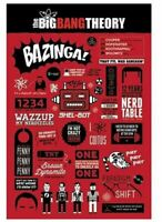 "Season 11 12 Sheldon Hot TV 24/""x14/"" Poster 026 The Big Bang Theory"