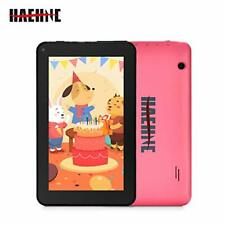 Haehne 7 Inches Tablet PC - Google Android 9.0 HD Tablet, Dual Camera, Quad Core