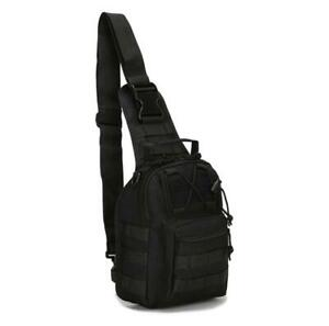 Outdoor Tackle Backpack Single Shoulder Fishing Tackle Storage Durable Handbag