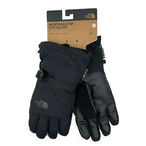 The North Face Montana ETIP GTX Glove Men's XL Gore-Tex Black Gloves