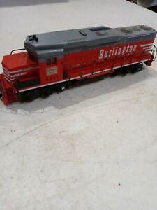Burlington #5657 HO Dummy Locomotive